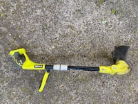 Ryobi weedwacker WITHOUT battery or battery charger