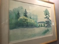 Large beautiful picture St Thomas, N5R 2J6