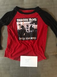 Little Boys Beastie Boys shirt - 3T Columbia, 21044