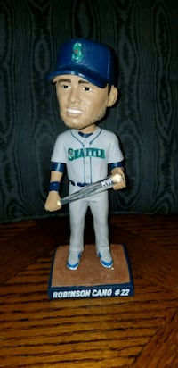 Robinson Cano 2018 All Star Bobblehead. MARINERS Maple Valley, 98038