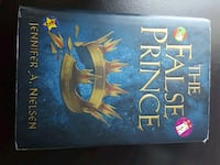 The False Prince by Jennifer A Nielsen Ajax, L1Z 2C3