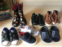 Lot of Toddler assorted footwear size 6 New York, 10468