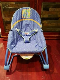 Infant Chair to Toddler Rocker by Fisher Price Victoria, V9B 6G8