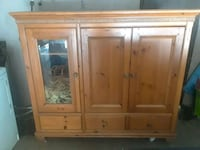 brown wooden cabinet with drawer Bakersfield, 93305