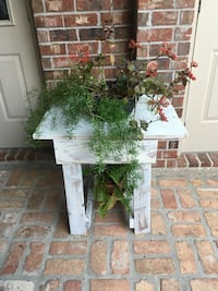Reclaimed Wood Patio or Side Table