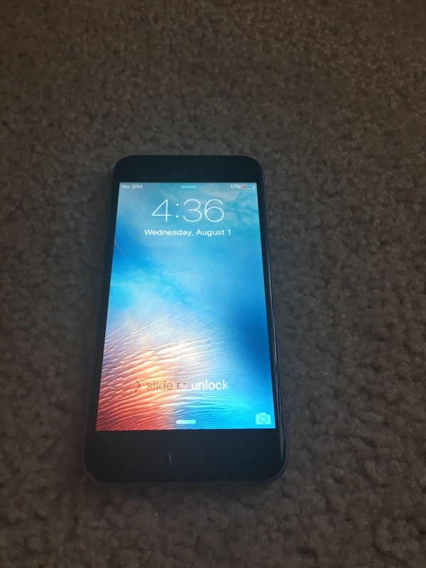 iPhone 6 16GB IOS 9.3.2 Brand New Condition Device