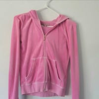 Juicy Couture pink zip-up  Toronto, M4G 2K3