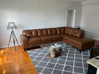 Leather  Sectional  Alexandria, 22314