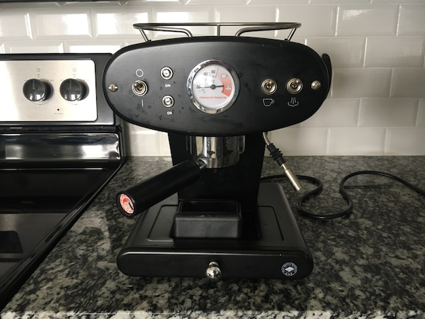 Espressomaker Francis Francis by Illy