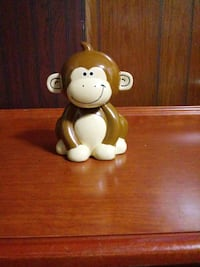 Monkey --- Penny Bank