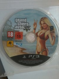 Sony PS3 Grand Theft Auto Five oyun diski Akbayır Mahallesi, 63320