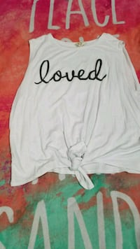Love & be loved tank top Ogden, 84404