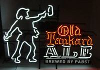 Old Tankard Ale Neon Beer Sign. Medway, 02053