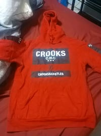 Crooks & Castles sweater large Dartmouth, B2W 6H5