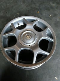 Rims for mini 2005 / $80