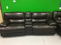 NEW LEATHER RECLINING COUCHES - NEED GONE TODAY! San Antonio