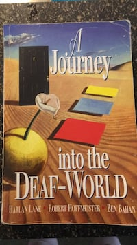 Book A Journey into the Deaf-World 761 mi