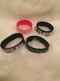 Bundle of rubber band bracelets North Las Vegas, 89081