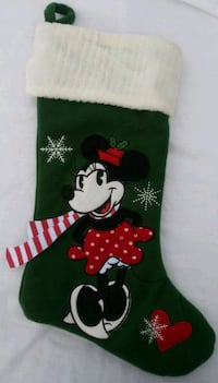Minnie Mouse stocking  $5 Middleburg, 32068