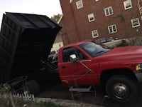 1999 Dodge Ram 3500 12 feet Dump bed truck Cummins turbo Diesel Stratford
