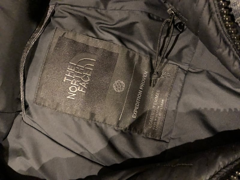 North Face Women's Cryos Expedition Winter Jacket 1fc72bfd-e03a-4d81-b2b5-12963663a6d8