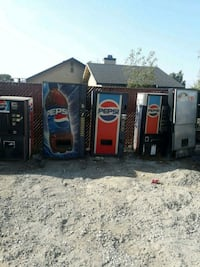 Vending machines  Riverside, 92509