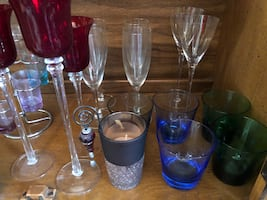 FREE Wine/Crystal Ware Miscl.