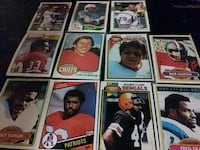70s and 80s football cards Duluth, 55805