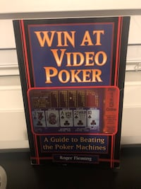 Video poker instruction book