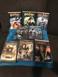 Harry potter, Lord of the rings, Hobbit!!  amazing bundle