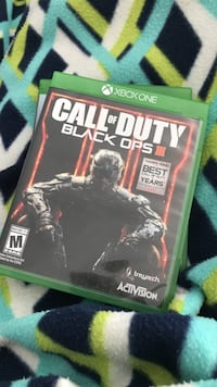 Call of Duty Black Ops 3 Xbox One game case Owatonna, 55060