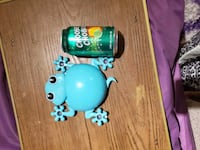Suction cup frog holder Edmonton, T5S 1T5