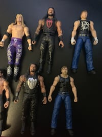 Wwe basic toy haul 2 elites Jackson, 39213