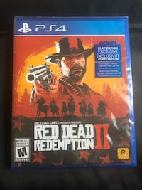 Red Dead Redemption 2 - PS4 Mississauga, L5B 3R4