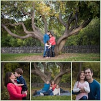 Family Holiday Mini-Sessions Woolwich, N3B