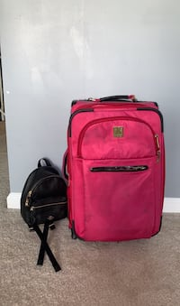 Suitcase & Mini Coach Backpack Deal