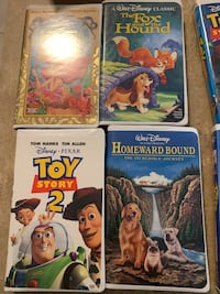 Disney VHS Movies Rockville, 20854