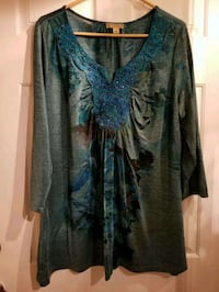 Green top size 1x Conway, 29527