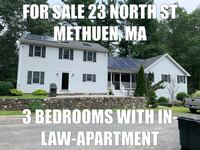 HOUSE For sale 4+BR 3BA Methuen, 01844
