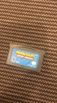 Mario kart gameboy advance Brampton