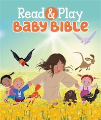 READ AND PLAY BABY BIBLE BY ZONDERVAN PICTURE BOARD BOOK