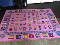 Huge kids Alphabet Rug Hampton, 23666