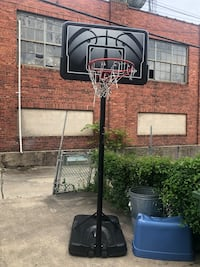 Basketball hoop Baltimore, 21216