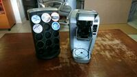 Keurig coffee maker with K-cup holder Miami, 33142