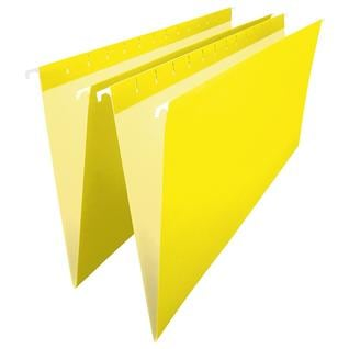 (98) Assorted Colors (YELLOW/BLUE/GREEN)) Hanging File Folders 9eafbc8a-3c4e-4154-a721-2159835afd63