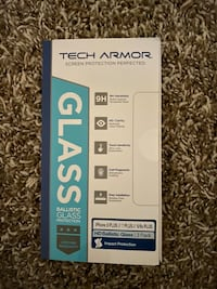 iPhone 8plus/7plus glass screen protector
