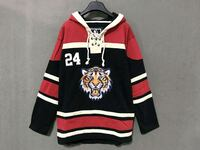 LIONS MLB PLAYERS CABRERA ICE HOCKEY HOODED JERSEY