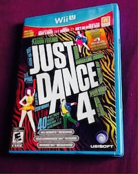 Just Dance 4 Wii U London