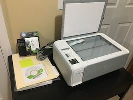 HP printer with ink / Scanner
