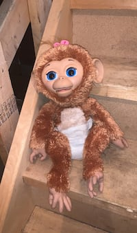 Furreal Monkey doll Vaughan, L4H 3P6
